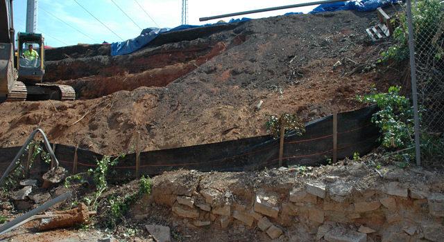 Site Management Llc Site Specialist Gabion Wall